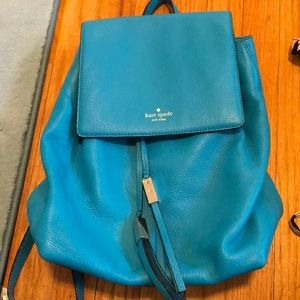Kate Spade backpack. Used twice!